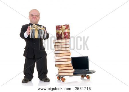 Dwarf Internet Shopping