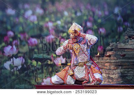 Pantomime(khon)