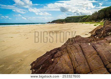 Mallacoota Heavenly Beach In The Summer On A Sunny Day