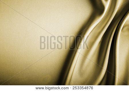 Gold Satin