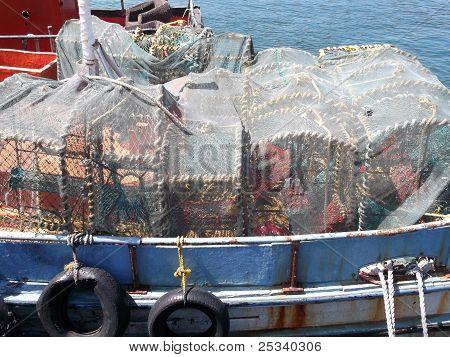 Crayfish nets