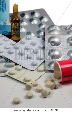 Mixed Medicines