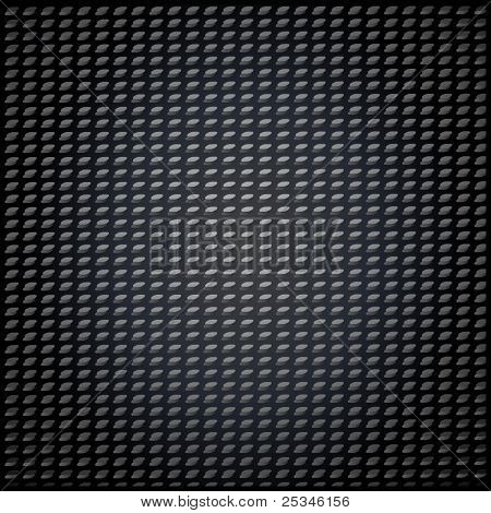 Vectorized Carbon fiber material