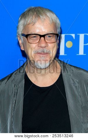 LOS ANGELES - AUG 9:  Tim Robbins at the 2018 HFPA Annual Grants Banquet at the Beverly Hilton Hotel on August 9, 2018 in Beverly Hills, CA