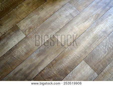Natural Textured Background - Floor Close- Up