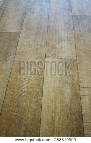 Natural Textured Background - Floor Close -up