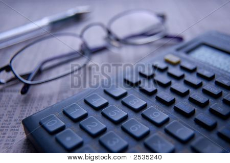 Analyzing The Financial Pages