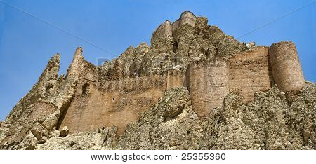 Ancient Seljuq Fortress In Eastern Turkey