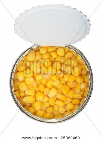 Cans Of Corn