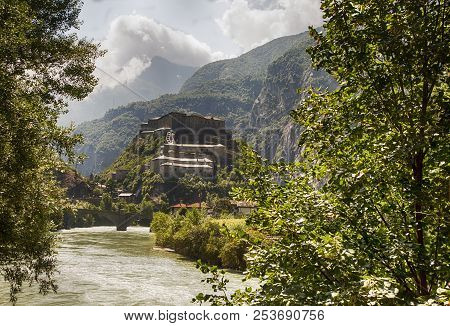 Forte Of Bard (italy)