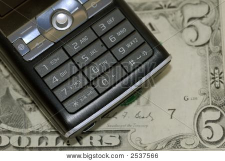 Mobile Phone In Dollars