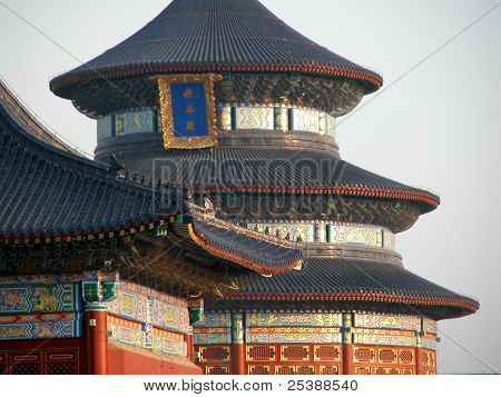 Tempel des Himmels, Beijing