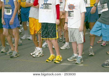 Marathon Shoes 1