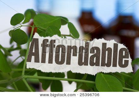 Affordable Medicine