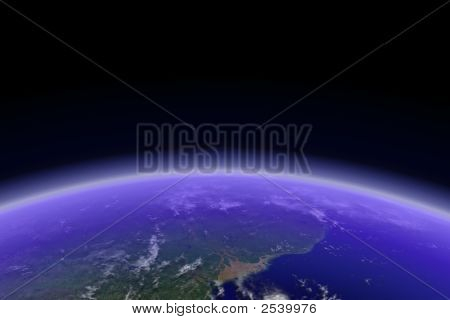 Earth Horizon