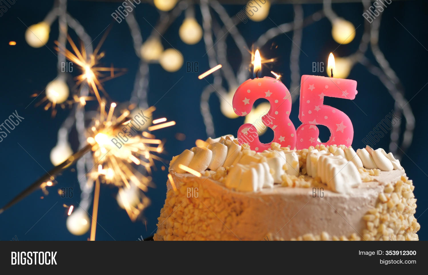 Awesome Birthday Cake 35 Image Photo Free Trial Bigstock Funny Birthday Cards Online Alyptdamsfinfo