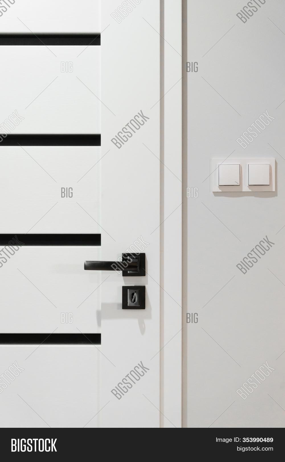 Modern Home Door Knob Image Photo Free Trial Bigstock