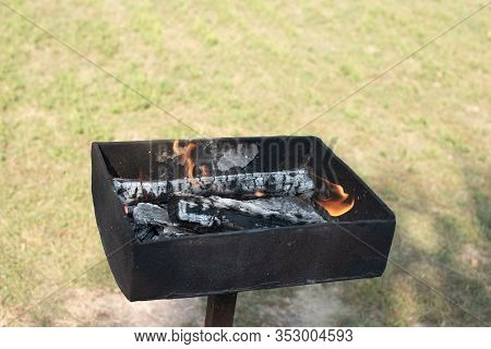 Bonfire, Picnic, Barbecue, Barbecue Firewood, Cook, Barbecue, Bbq, Food, Rest, Food, Delicious, Heal