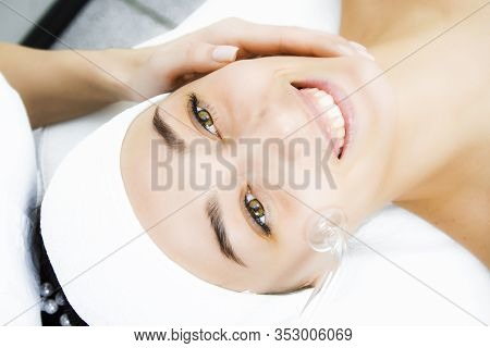Darsonvalization Of The Face Or Rejuvenation Of The Face With The Help Of Electrotherapy.