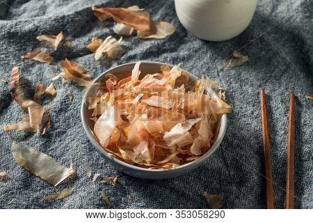 Organic Dried Japaense Dried Bonito Flakes