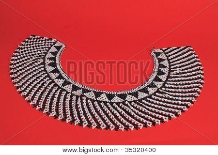 Kuna Indian Beaded Necklace