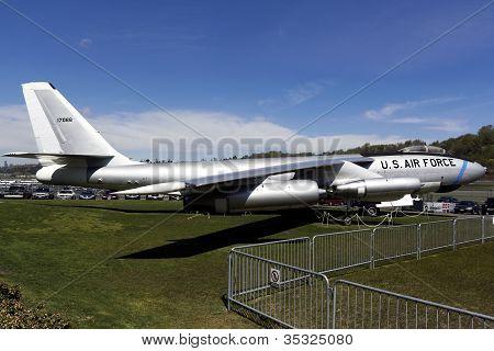 WB47E Stratojet