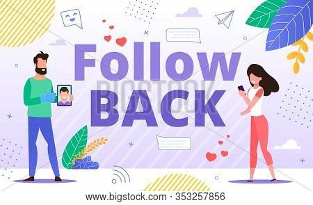 Effective Tools For Follow Back And Cross Promotion. Subscribers Increase And Popularity Growth In S