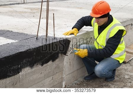 Bituminous Waterproofing The Basement