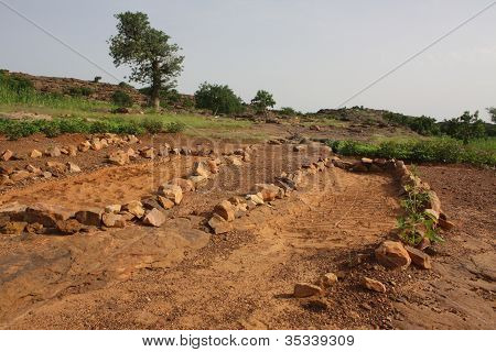 Place of Worship, Dogonland, Mali West Africa