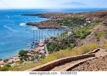 Cidade Velha Old Fort  In Santiago - Cape Verde - Cabo Verde
