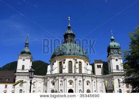 Ettal abbey, Germany