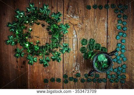 St.patrick's Day Holiday Symbol.