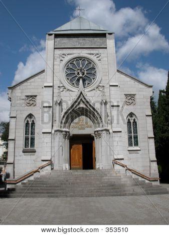 Crimea Catholic Church