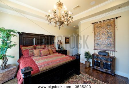 Upsclale Bedroom