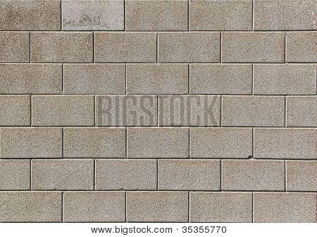 Cinderblock Wall Backdrop
