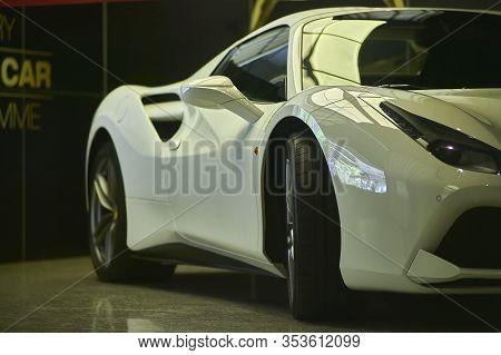 Ferrari Car Detail 5