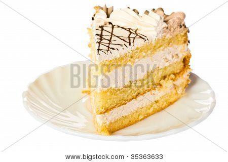 Piece Of Birthday Cake