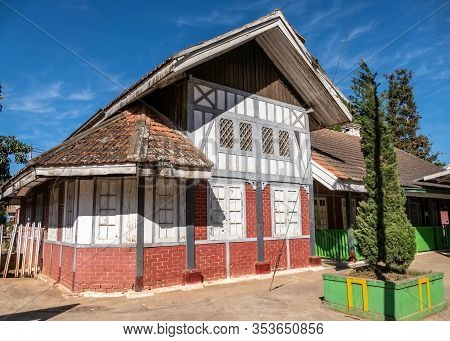 Kalaw Train Station, Shan State, Myanmar