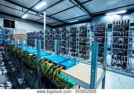 how old servers for cryptocurrency