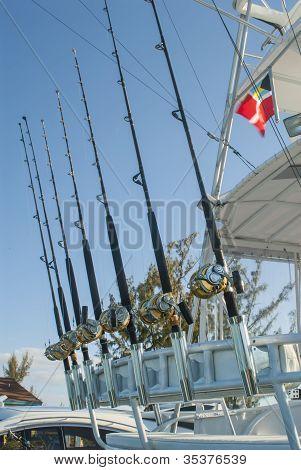 Deep Sea Fishing Tackle