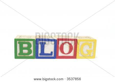 Aphabet Blocks