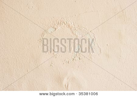 Old Paint And Wall