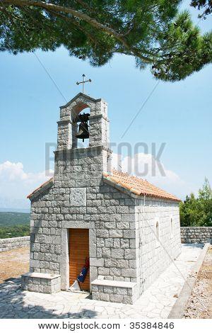 Orthodox Church in Montenegro, Lustica Peninsula