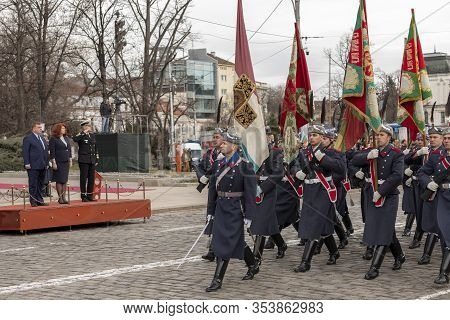 Parade Marking The Liberation Of Bulgaria From The Ottoman Yoke