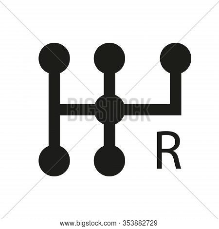 Shift Vector Icon. Shift Sign On White Background. Shift Icon For Web And App
