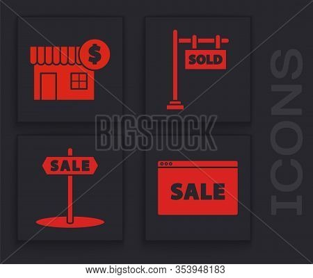 Set Hanging Sign With Text Online Sale, House With Dollar Symbol, Hanging Sign With Text Sold And Ha