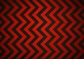 abstract retro red background of black chevron stripes background has patterned wallpaper and vintage grunge background texture design old abstract background paper for brochure or web poster