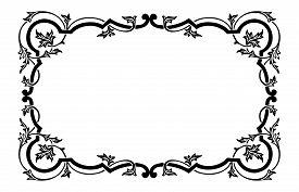 Engraving Pattern Frame, Border Ornament Pattern Frame, Engraving Ornament Pattern Frame, Ornament O