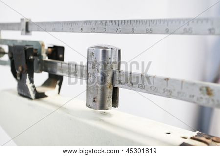 part of medical scales