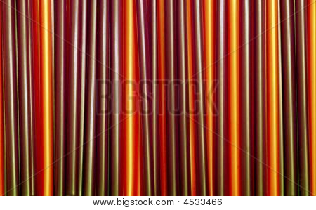 Red And Brown Pipes